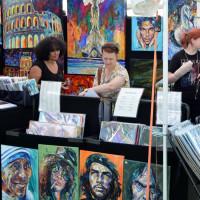 Dallas Arboretum and Botanical Garden presents Artscape Fine Art and Craft Fair