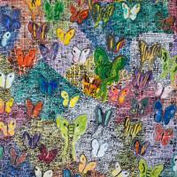 Laura Rathe Fine Art presents Hunt Slonem: A Spring Affair