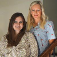 Lindsay Billingsley and Lauren Gillette