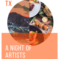 A Night of Artists and Chefs