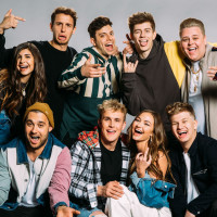 Jake Paul and Team 10
