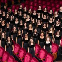 University  of Houson's Concert Chorale Women's Ensemble