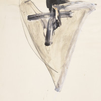 Galerie Frank Elbaz presents Jay DeFeo: Works On Paper from the 1970s