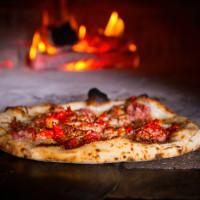 Dough Pizzeria Napoletana pie