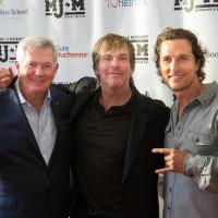 Mack, Jack & McConaughey mack brown jack ingram matthew mcconaughey
