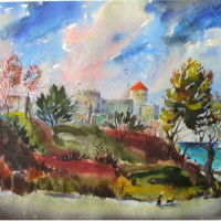 """""""The World Seen from Odessa"""" opening reception"""