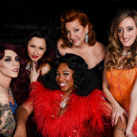 Frankie's Underground Bar presents Sirens of the Underground