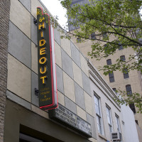 Austin Photo: Places_Arts_Hideout_Theatre_Exterior