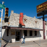 Austin Photo: Places_shopping_allen_boots_exterior