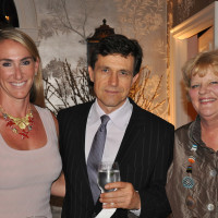 News_American Association of Museums parties_Courtney Sarofim_ Josef Helfenstein_Gwen Goffe