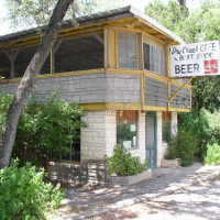Austin Photo: Places_Bar_dry_creek_exterior