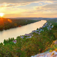 Austin photo: Places_Outdoors_Mount Bonnell