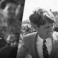 Rebel Spirits: Robert F. Kennedy and Martin Luther King Jr.