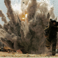News_Golden Globe 2010_The Hurt Locker_explosion scene