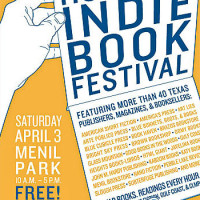 Events_Houston Indie Book Festival_April 10