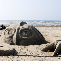 News_Galveston_sandcastle