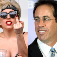 News_Lady Gaga_Jerry Seinfeld