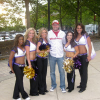 News_Jeremy Little_road trip_Day 6_7_DC_Baltimore_cheerleaders