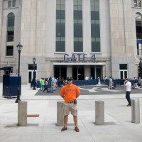 News_Jeremy Little_road trip_Day 8_NYC_Yankee Stadium