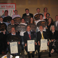 culinary award winners 2010
