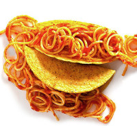 News_spaghetti tacos_by Francesco Tonelli_The New York Times