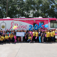 The Rose in Houston
