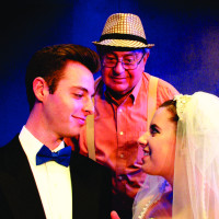 Pocket Sandwich Theatre presents Prelude to a Kiss