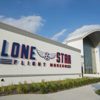 Lone Star Flight Museum exterior