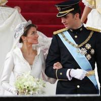 Queen Letizia, King Felipe of Spain