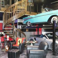 Garages of Texas, garage condo