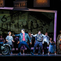 Theatre Under the Stars presents All Shook Up
