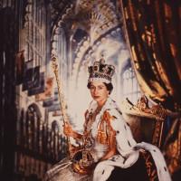 MFAH Tudors to Windsors, Cecil Beaton, Queen Elizabeth II