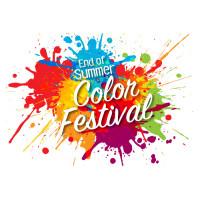 End of Summer Color Festival