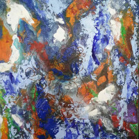 """Artistic Language"": Art by Clemente Garcia Lassaulx opening reception"