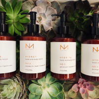Niven Morgan lotion