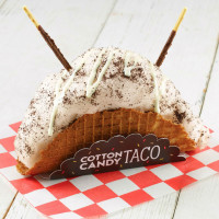 State Fair of Texas, cotton candy taco