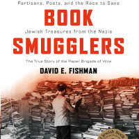 <i>The Book Smugglers</i> with David E. Fishman