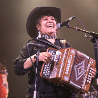 Eva Ybarra Frost it Forward Aztec Theatre