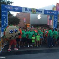 Bun Run to Benefit JDRF