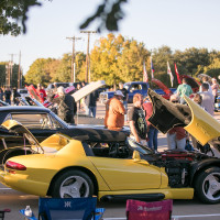 Fall Festival and Cruise-In Car Show