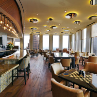 The Houston Club Bar