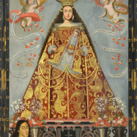 Painted Cloth: Fashion and Ritual in Colonial Latin America