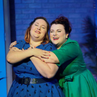 Opera in the Heights presents <i>Così fan tutte</i>