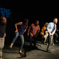 Stomping Ground Comedy Theatre presents Tall Texas Tales