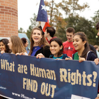 8th Annual Human Rights Walk and Festival