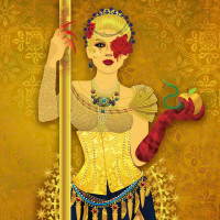 Ambrosia: Decaydent Pole and Burlesque