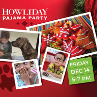 HOWLiday Pajama Party