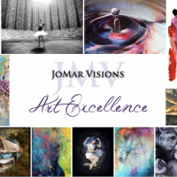 JoMar Visions Art Excellence 2018 Juried Open Competition