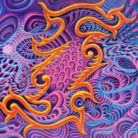 """""""Mindscapes"""" Paintings by Elliot Rogers opening reception"""