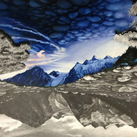 Conduit Gallery presents Soomin Jung: Where the Earth Meets the Sky